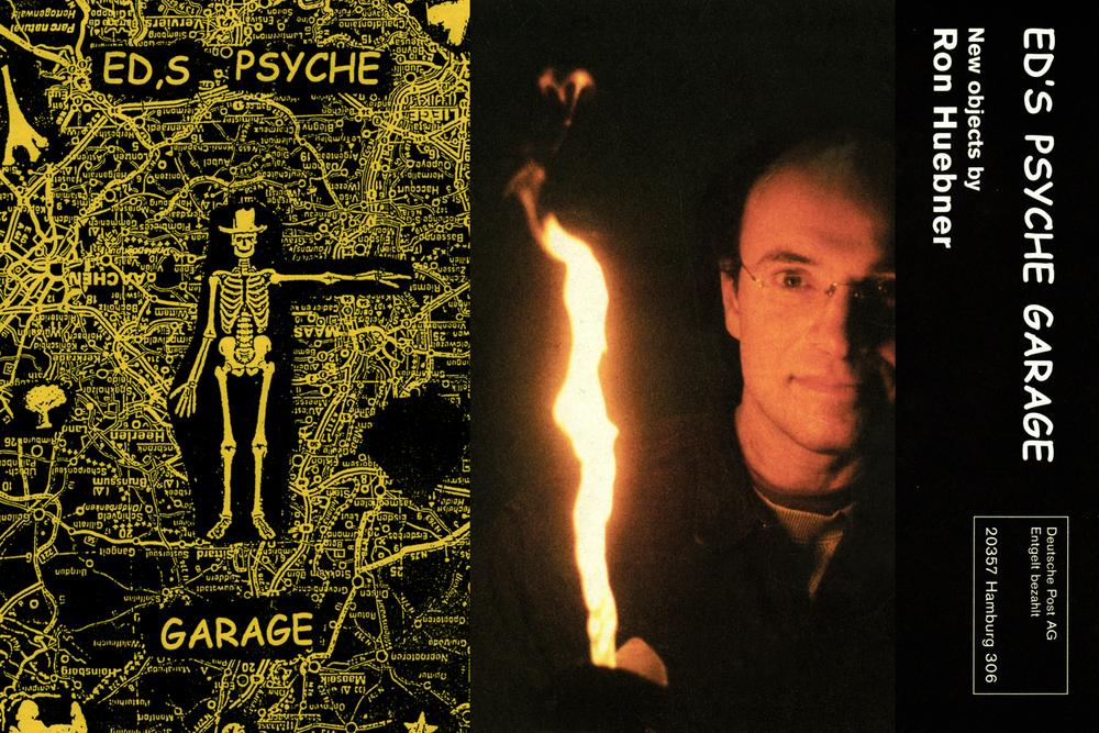 Ed's Psyche Garage