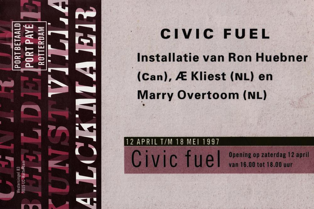 Civic Fuel - Rotterdam