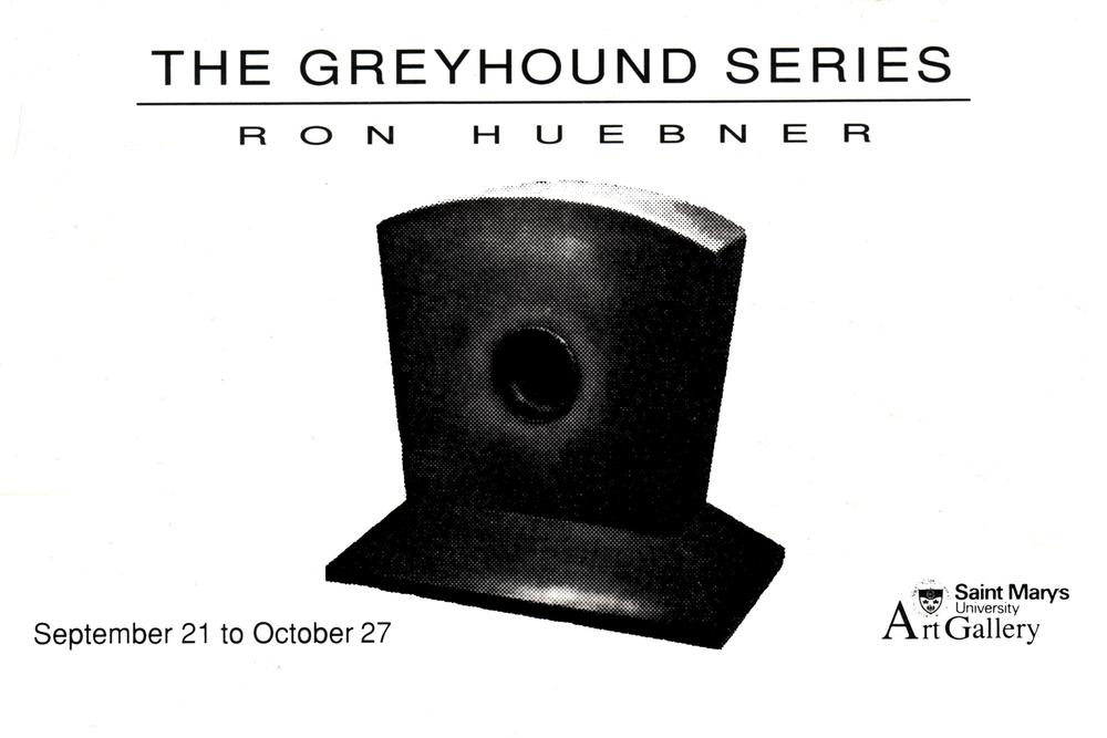 The Greyhound Series - Halifax