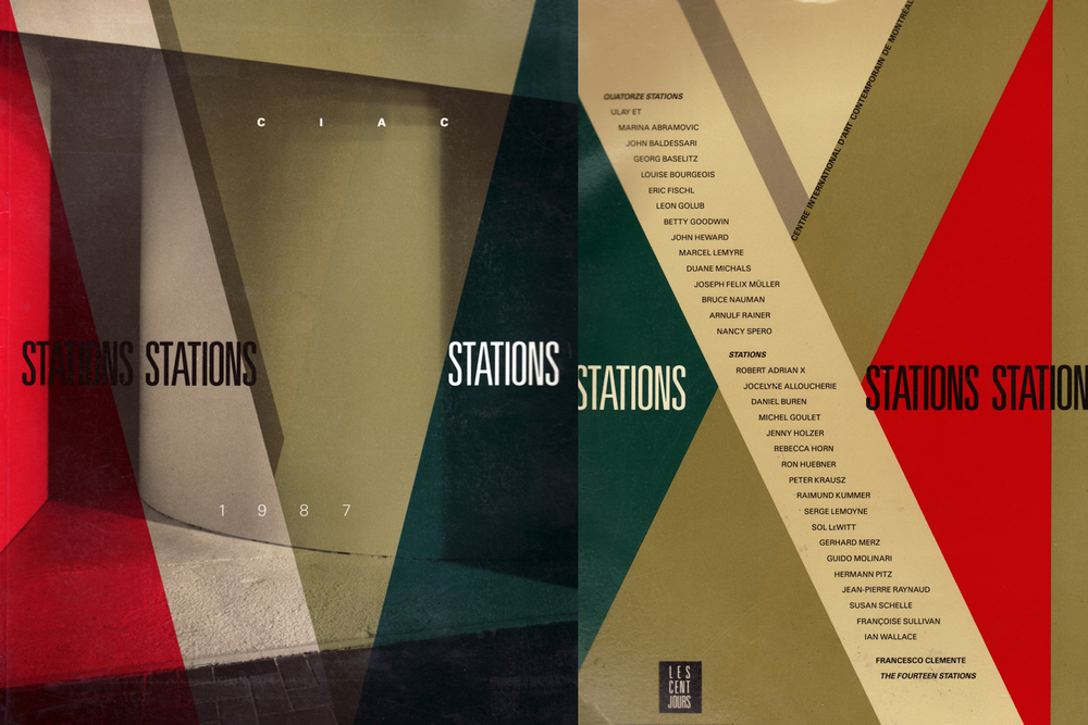 Stations - Montreal