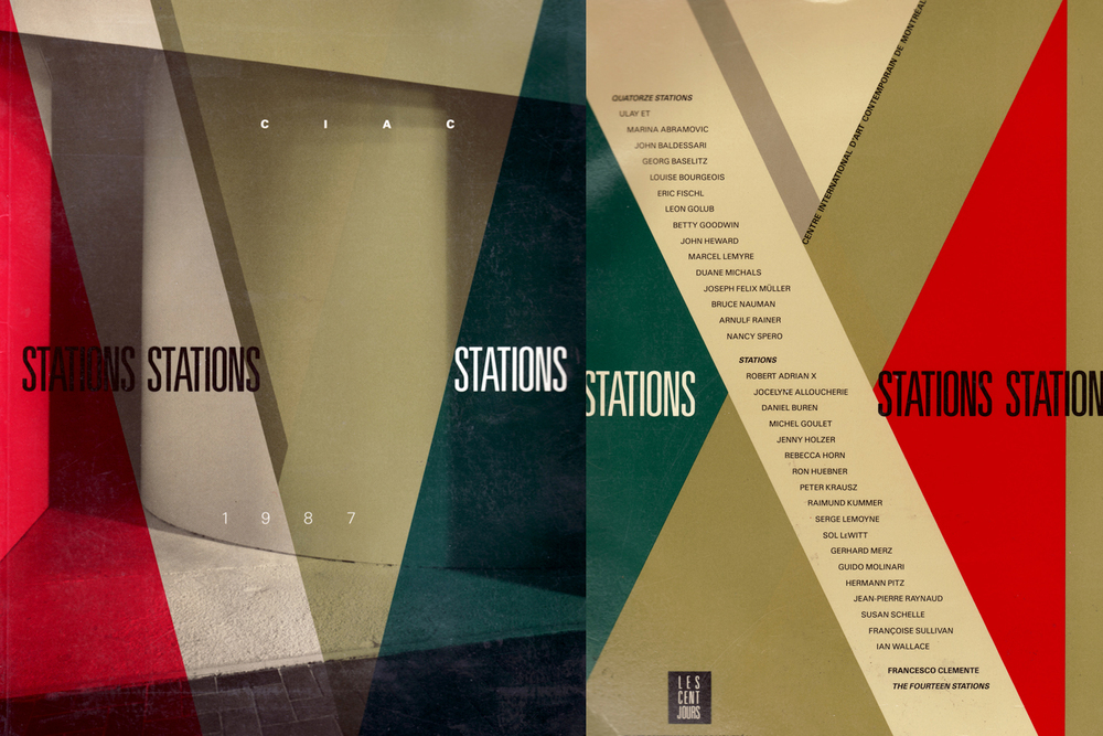 Stations [Group Show]