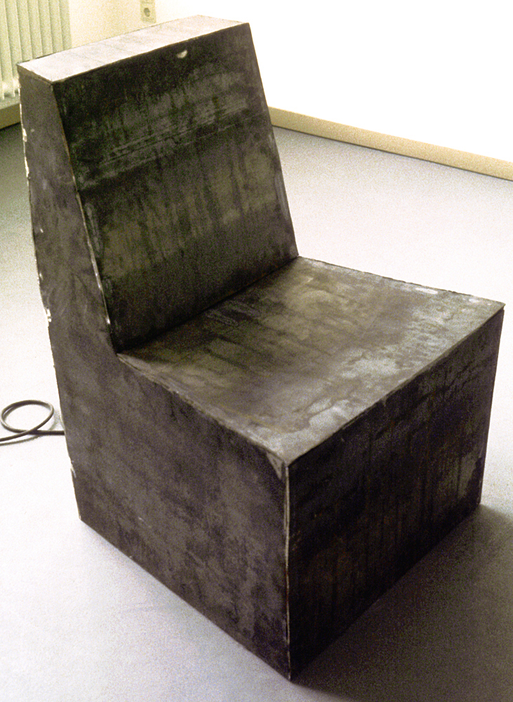 Chair for Francis Bacon