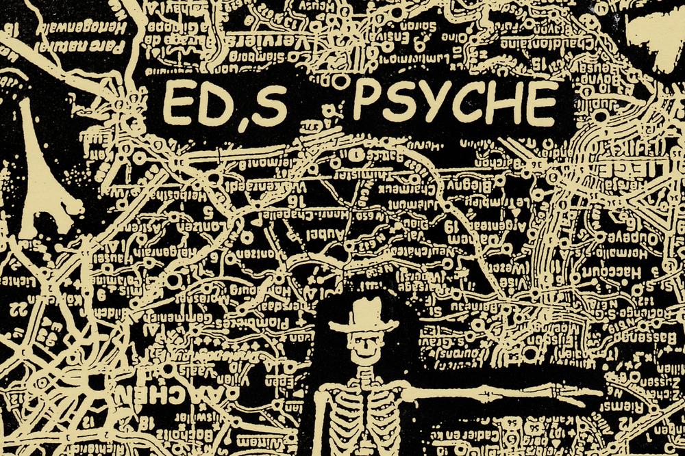 Ed's Psyche Garage [Installation]