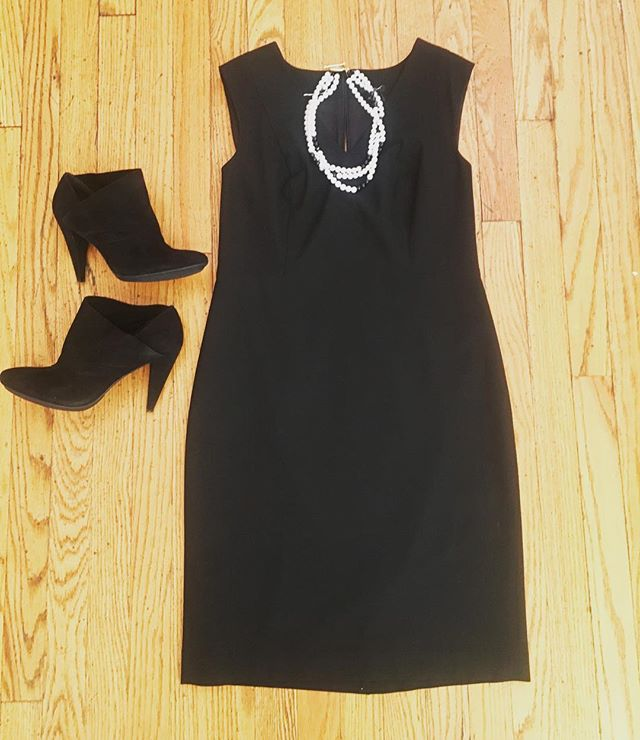 Whether you need a little black dress for work or for play, we've got the perfect solution!!! #anntaylor #coach #littleblackdress . . . #theupstairs #resale #duo #dressedinduo #buywearsellrepeat #reuse #rewear #fashionista #dressedinduo #cville #cvilleshopping #whatiwore #shoplocal #shoppingaddiction #supportlocal #flatlayoftheday #girlboss #uva #uvashopping #designerconsignment #shopatduo #interviewoutfit #comeshop