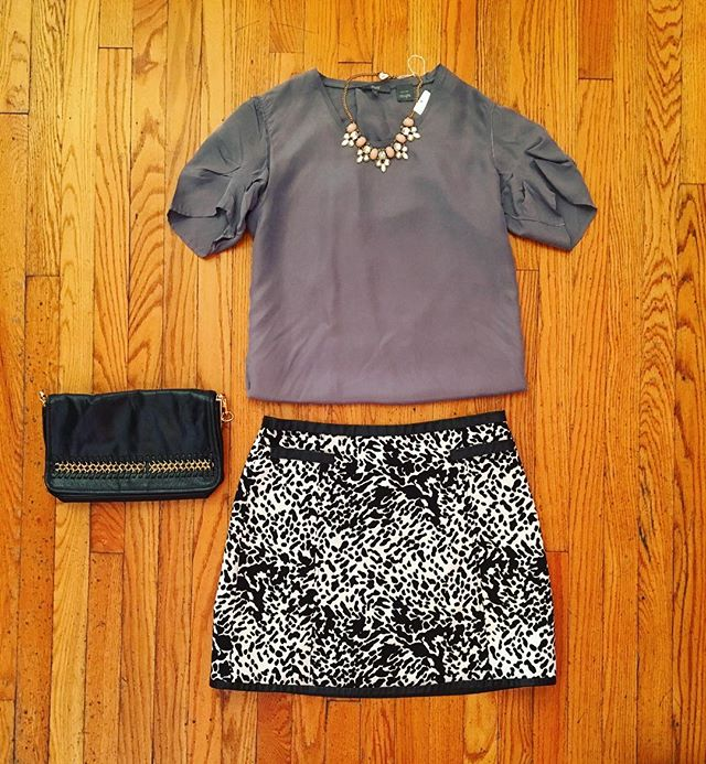 Whether you're heading for a night of #chickapig @kardinalhall , or a date night on the #downtownmallcville, we've got the perfect attire for any occasion. #shopatduo . . .  #tibi skirt ( size 12 ), #darylk top ( size 2 ) #badgleymischka bag #charlottesville #datenightoutfit  #resale #duo #consignment #sustainablefashion #sustainableshopping #shopcville #rewear #reuse #fashioninspiration #outfitoftheday #picoftheday #retailtherapy #bestofcville #whatiwore #ecofriendlyfashion #curatedclothing #flatlaystyle #girlboss #shoplocal #instashop #shopgirl #outfitinspiration