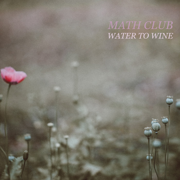 Water To Wine - Math Club