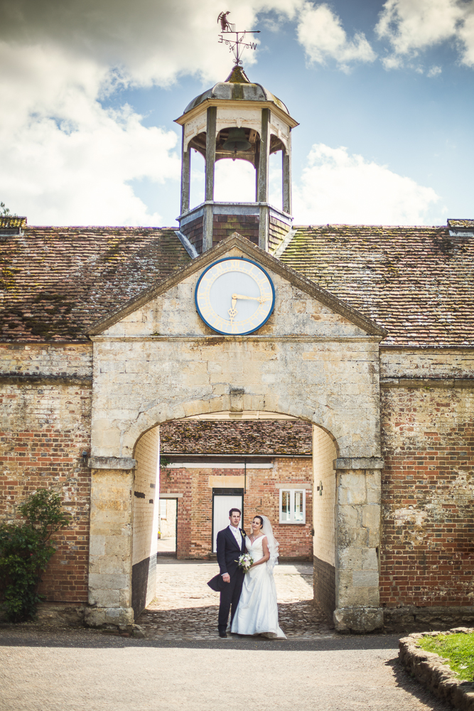 Sophie & Andy, Dorton House wedding photographer, Buckinghamshire.