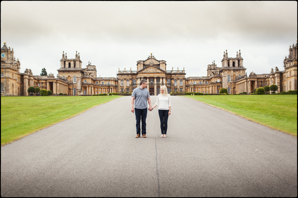 Blenheim Palace wedding photography.