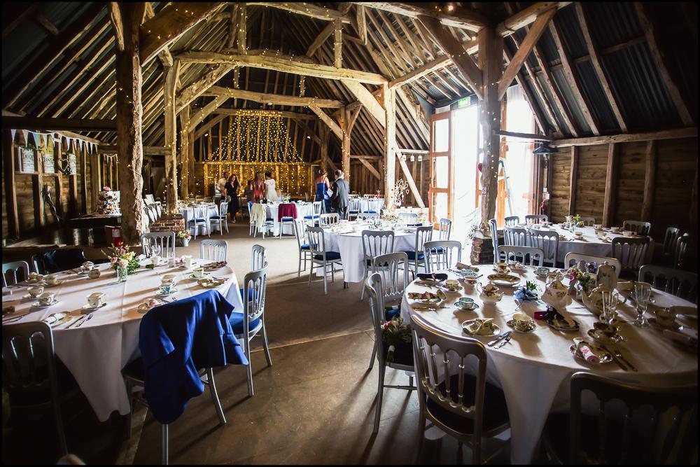 Vicki & Simon. Cold Harbour Barn wedding photography
