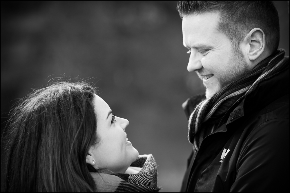 Jess & Matt, Engagement photography in Oxfordshire.