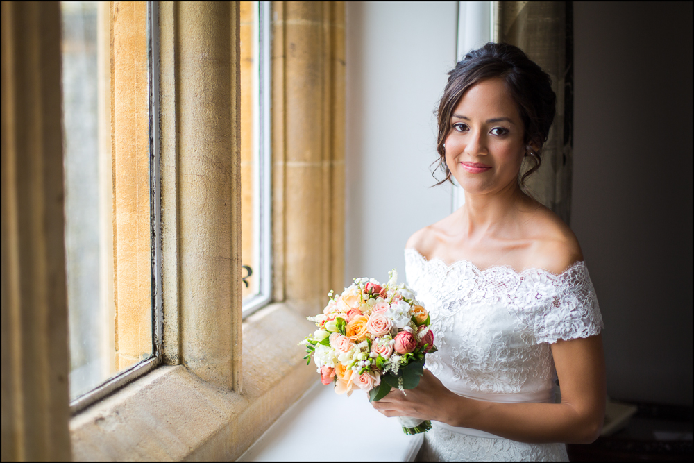 Maria & Tokay. Eynsham Hall wedding photography.