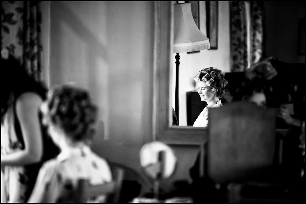 Claire & David. CaswellHouse wedding photography, Oxfordshire.