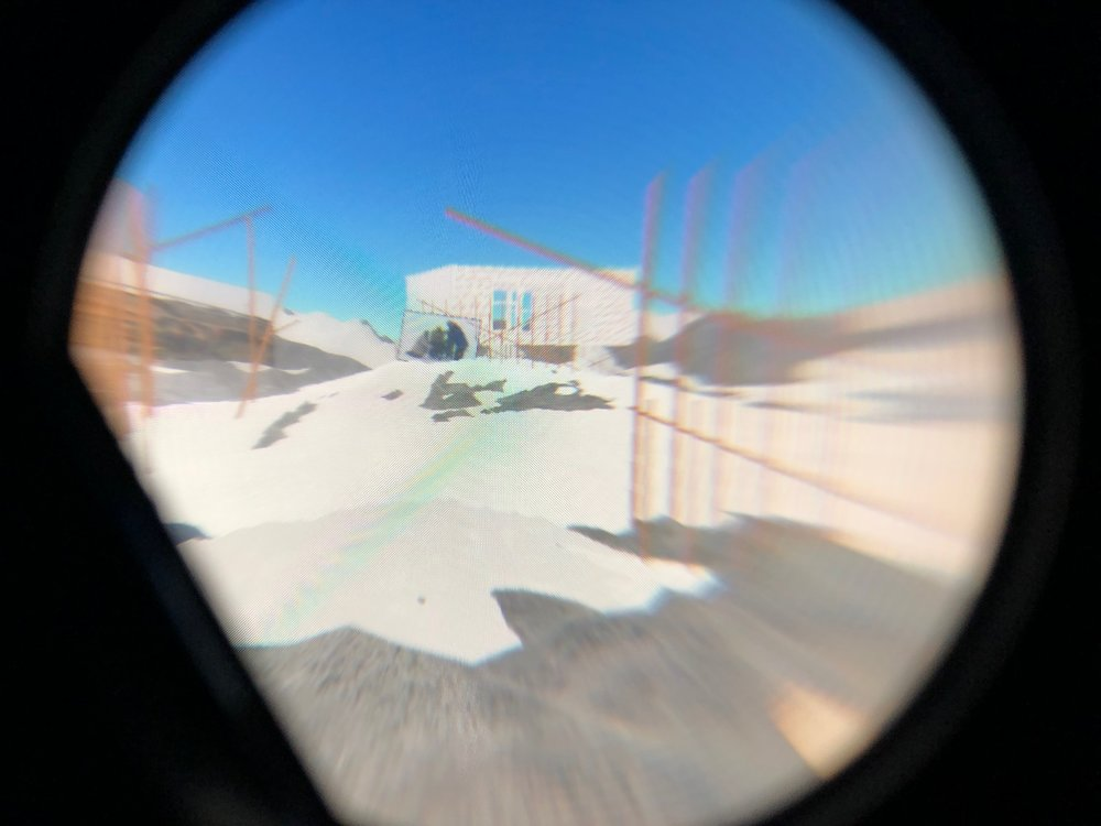 Arctic Otherwise. Virtual Reality. 2018 (Created with Jessa Gillespie)