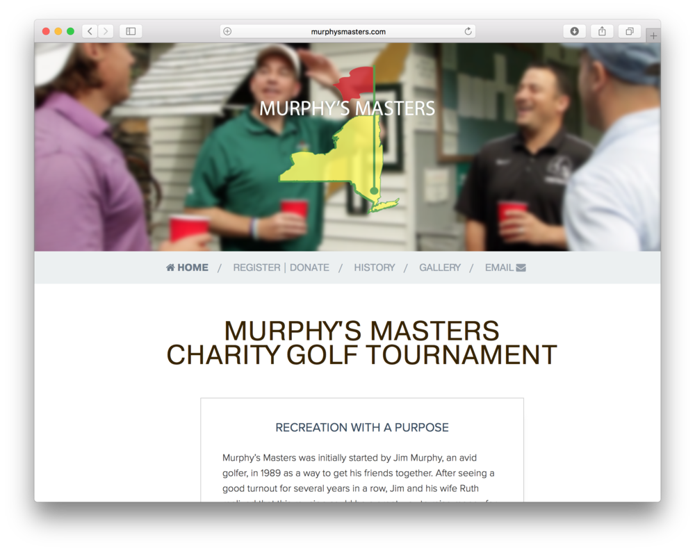 Murphy's Masters Golf Tournament