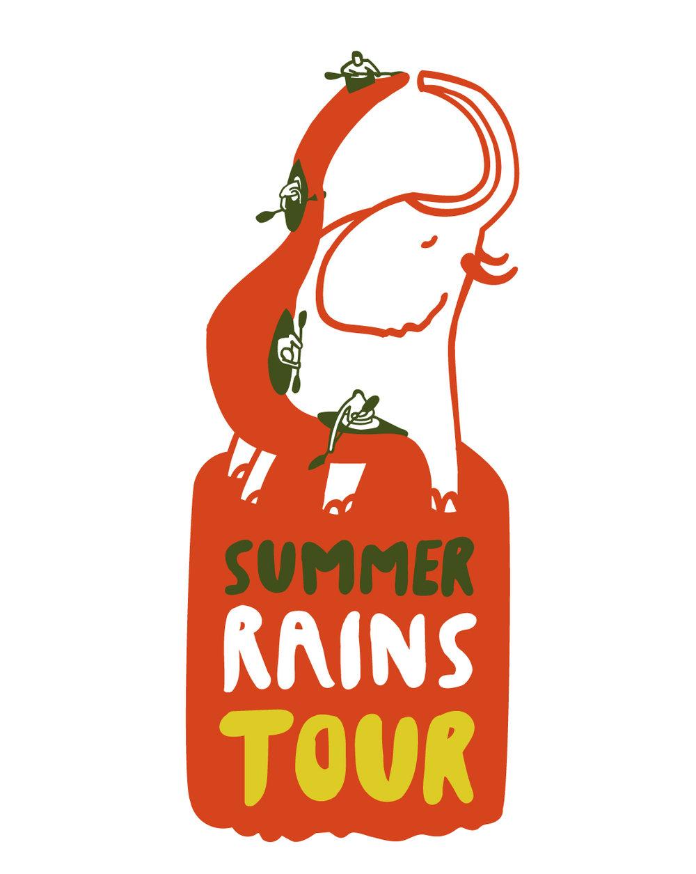 Summer Rains Tour