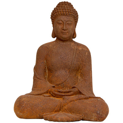 12-+Japanese+Sitting+Zenjo+Buddha+Statue+in+Faux+Antique+Oxidized+Patina.jpg