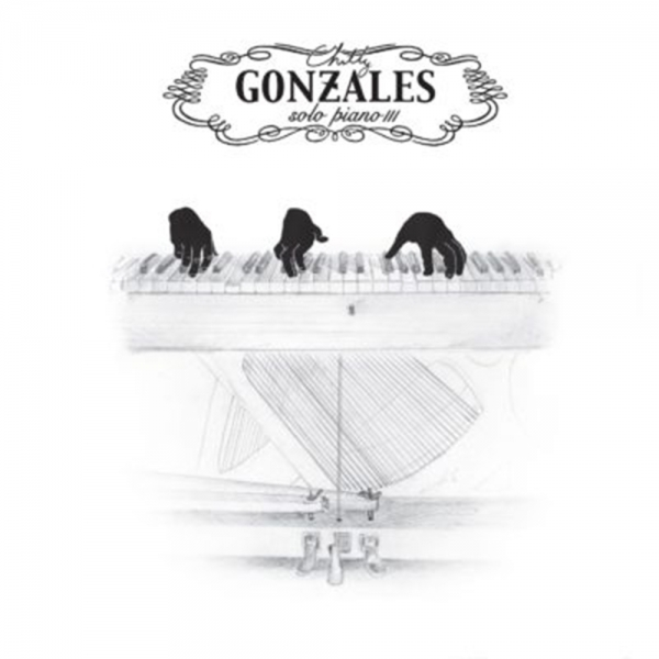 9. Chilly Gonzales - Solo Piano III   It often sounds like Chilly Gonzales has three hands, but, as usual, his virtuosity never tramples on melody.