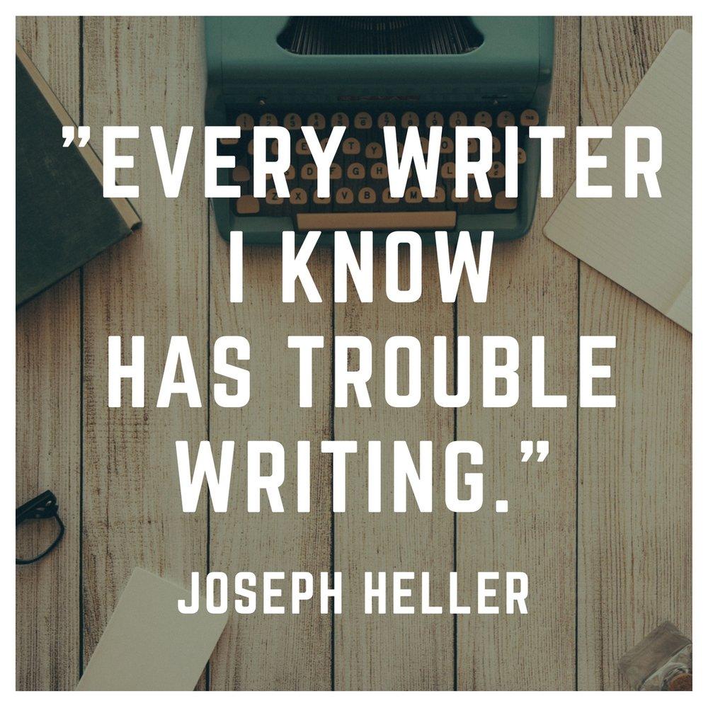 Joseph Heller Quote