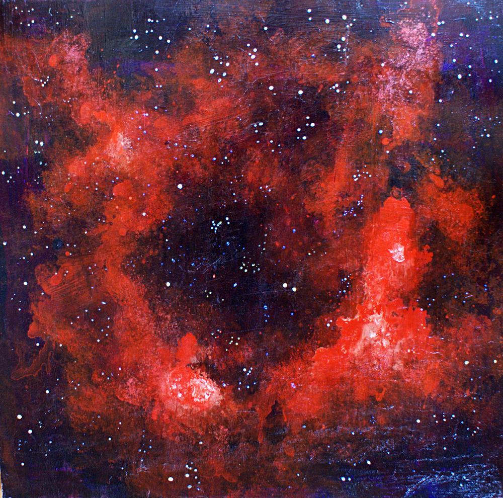 """Ishita Bandyo's """"Nebula II"""""""