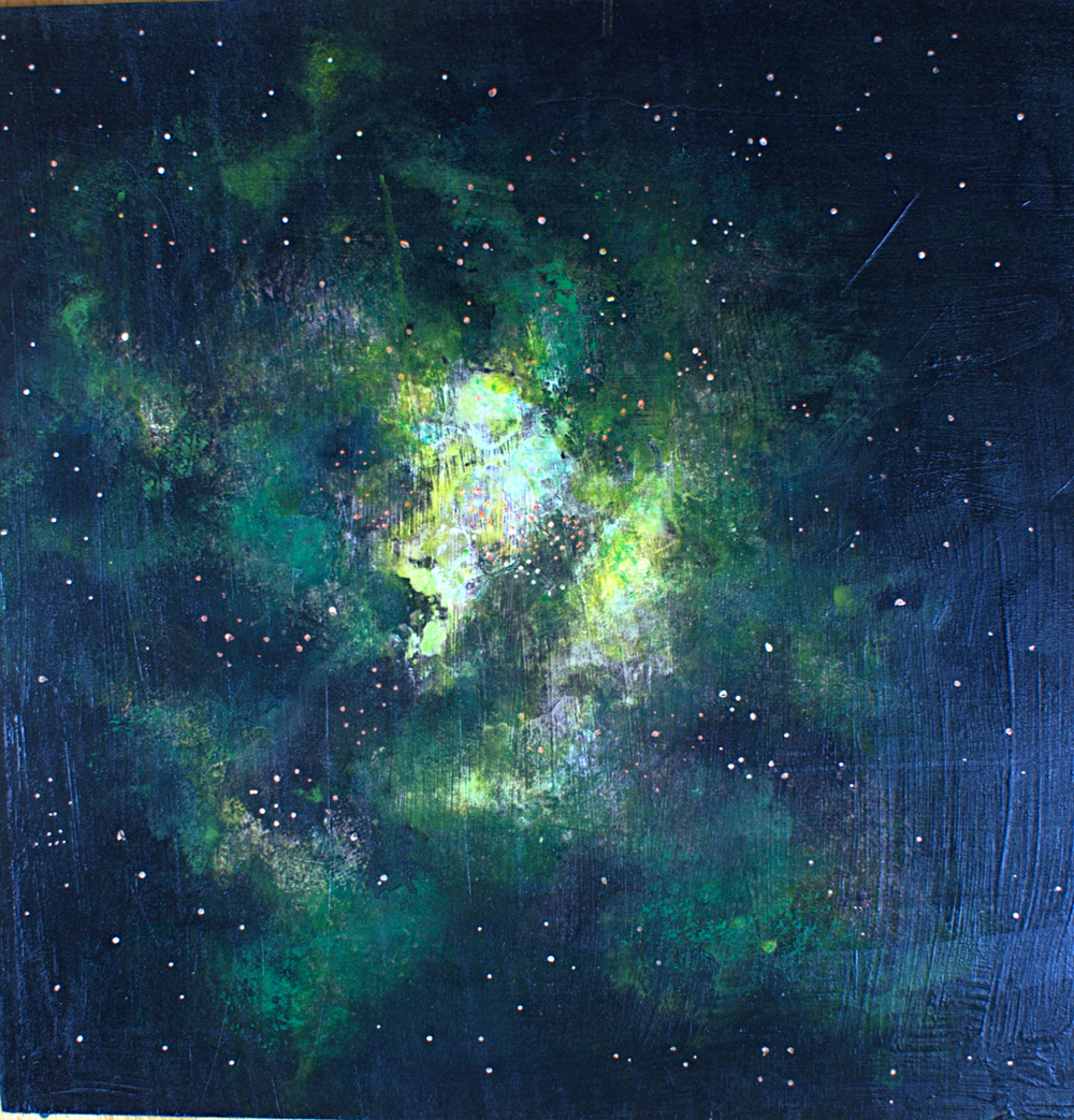 """Ishita Bandyo's """"Nebula I"""""""