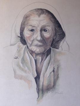"""Linda Boisvert DeStefanis' """"Polish Strength"""""""