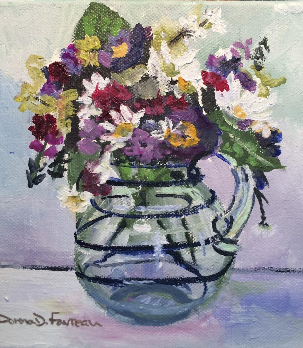 "Donna Dubreuil Favreau's ""Very Pretty"""