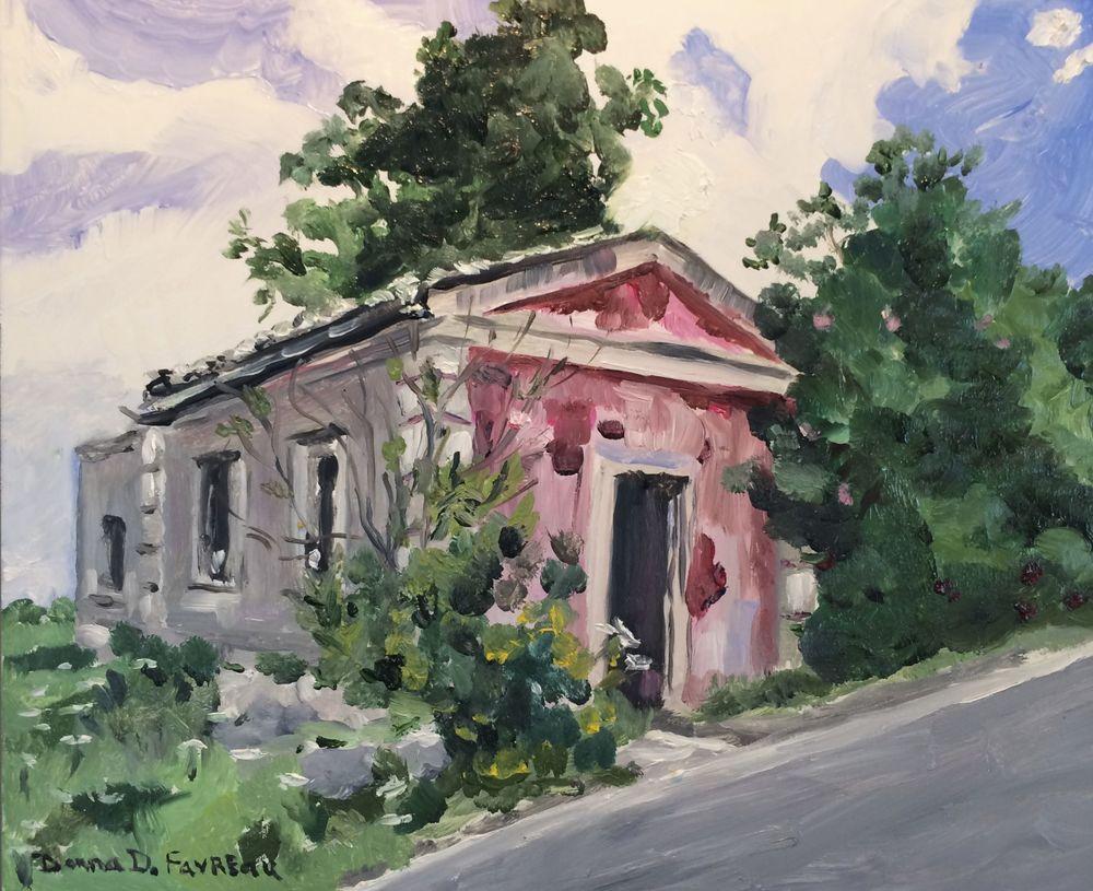 "Donna Dubreiul Favreau's ""Casa Rosa"""