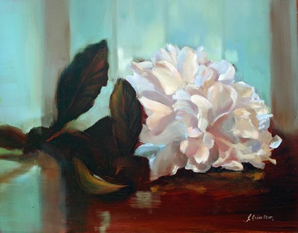 "Janine Robertson's ""Peony"""