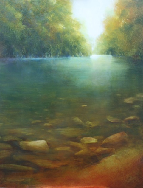 "Janine Robertson's ""Riverview"""