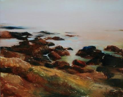 "Janine Robertson's ""Coastal Fog"""