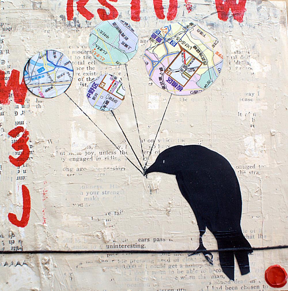 "Ishita Bandyo's ""The Balloon Ride"""