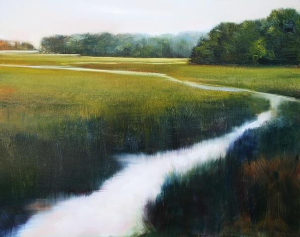 "Janine Robertson's ""Salt Meadow"""