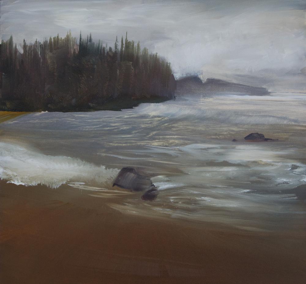 """Faye Mylen's """"Ocean View"""""""
