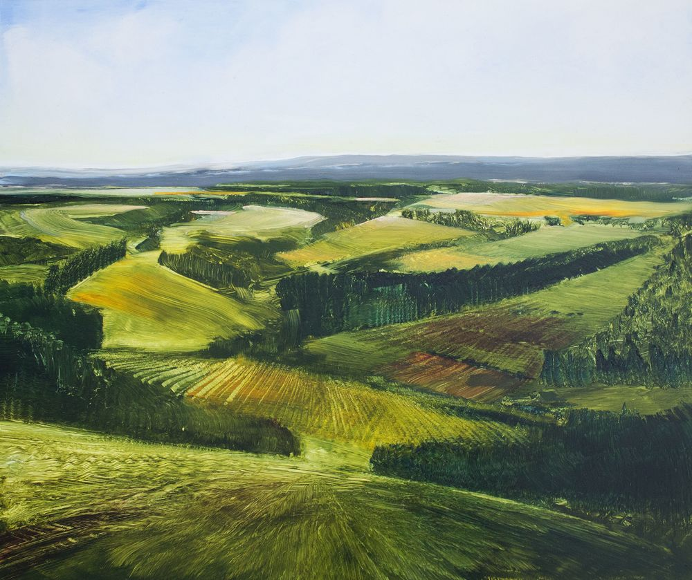 "Faye Mylen's ""Fields"""