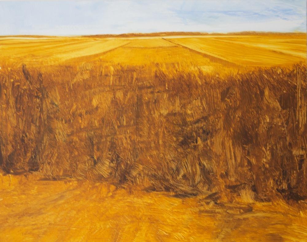 "Faye Mylen's ""Wheatfield"""