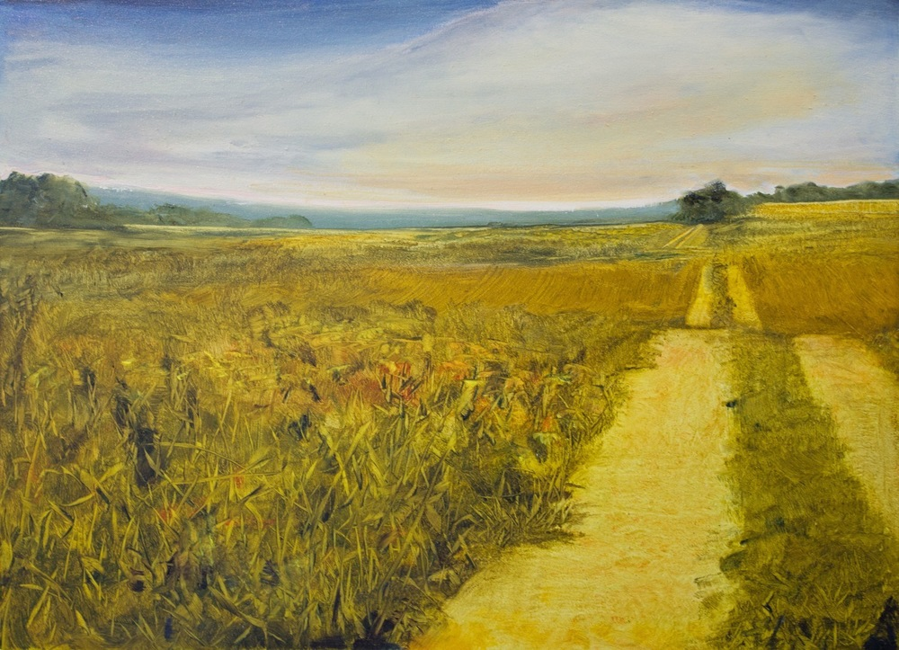 "Faye Mylen's ""Yellow Road"""
