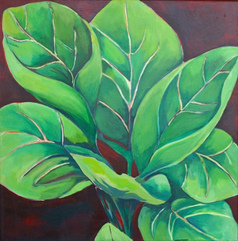 """Claudia Van Nes's """"Skunk Cabbage"""""""