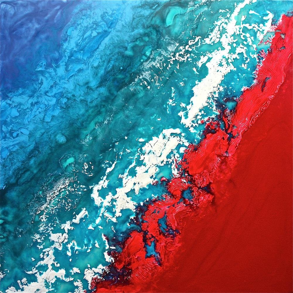 "Gray Jacobik's ""Crimson Tide"""