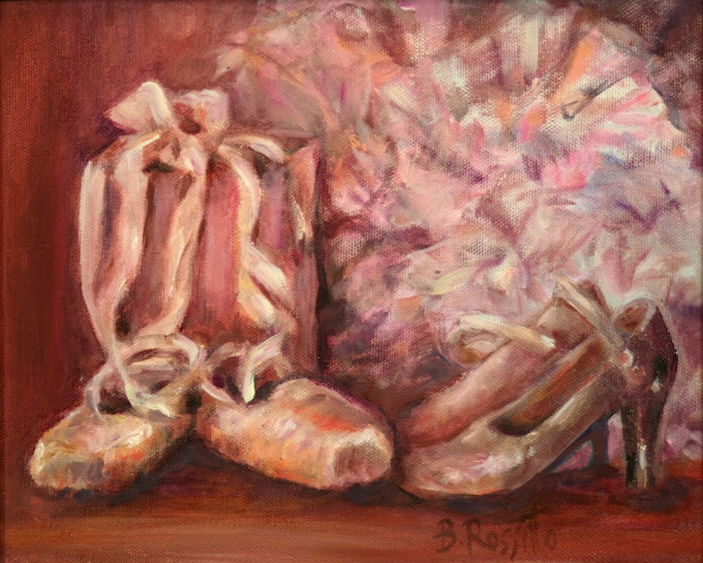 "Barbara Rossitto's ""Dancing Shoes"""