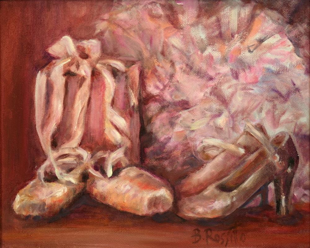"Barbara Rossitto's ""Dancing Shoes"""
