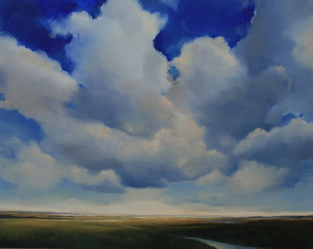 "Janine Robertson's ""Cloud Nine"""