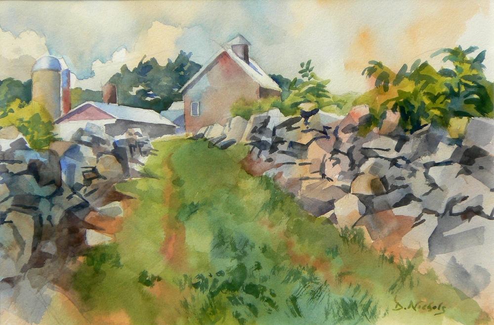 "Dan Nichols's ""Old Stone Wall"""