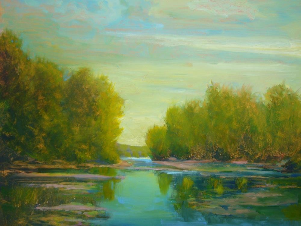 "Linda Lilling's ""Spring Morning"""
