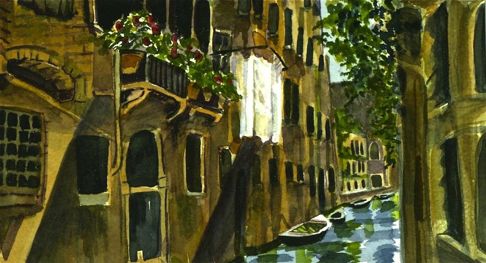"""BL Taylor's """"Venice"""""""