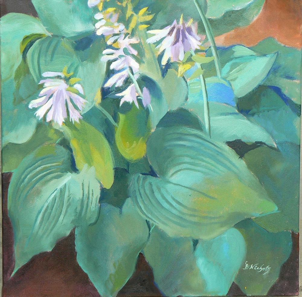 """Dan Nichols's """"July Blossoms"""""""