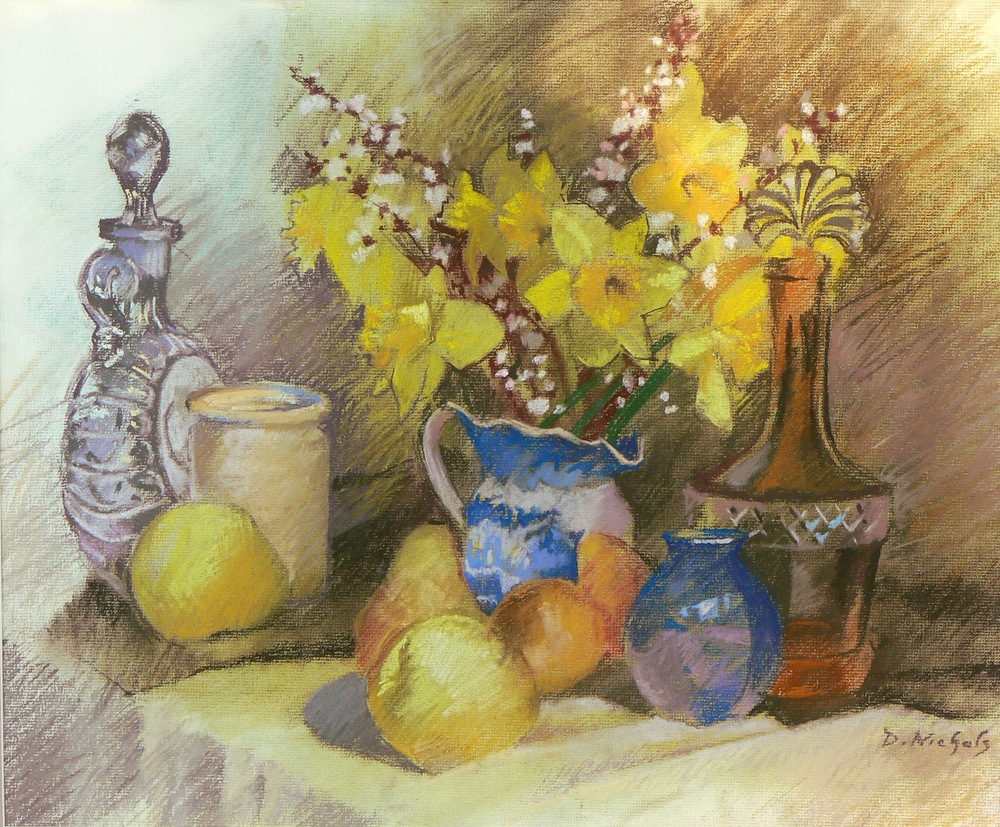 "Dan Nichols's ""Daffodils and Such"""
