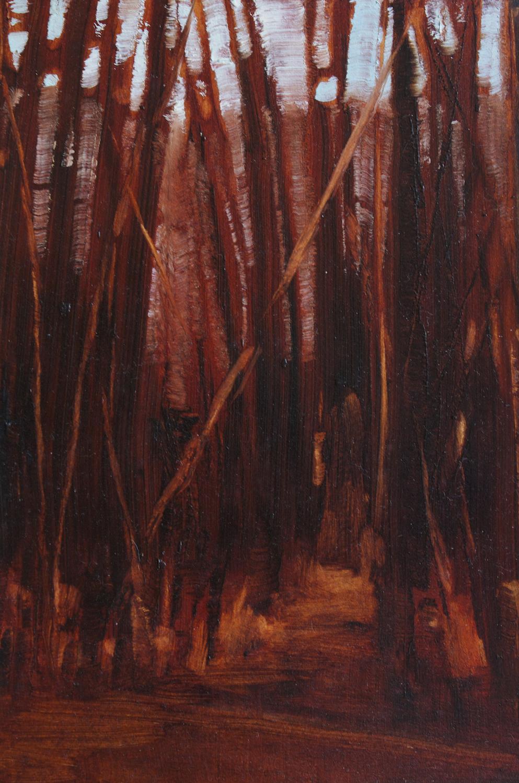 """Faye Mylen's """"Red Forest"""""""