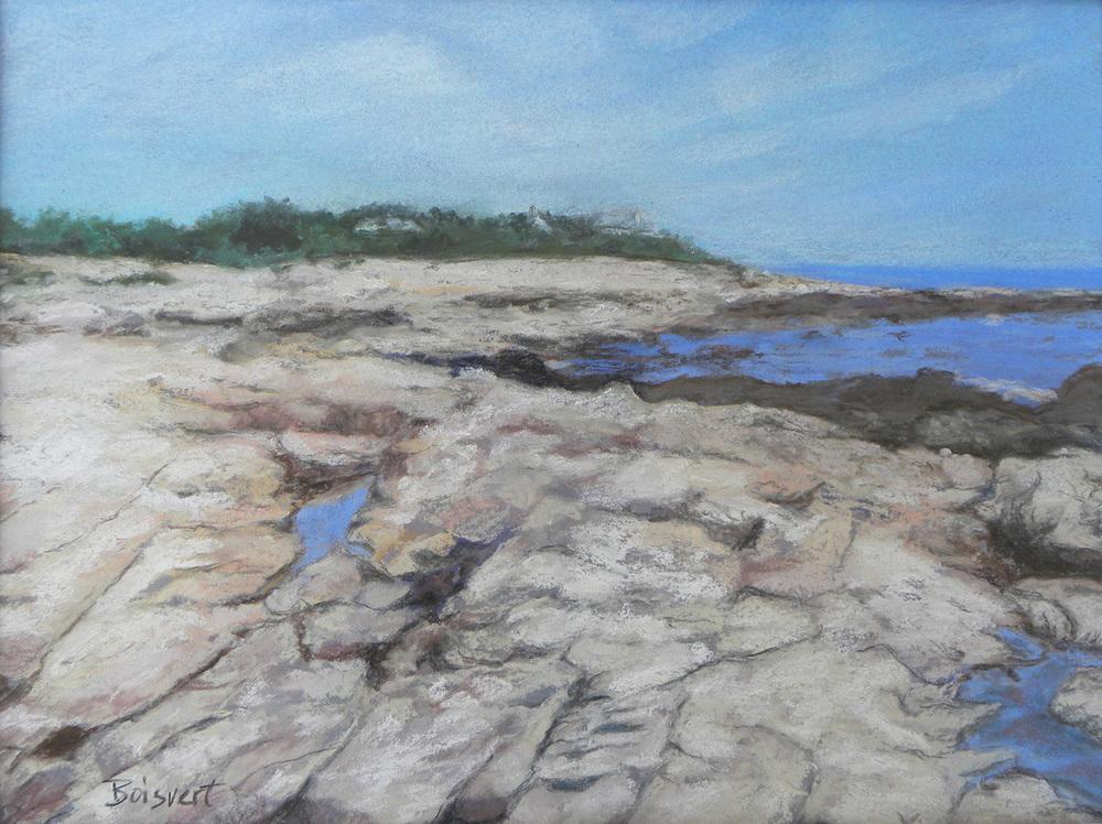 "Linda Boisvert DeStefanis' ""Gloucester Coast"""
