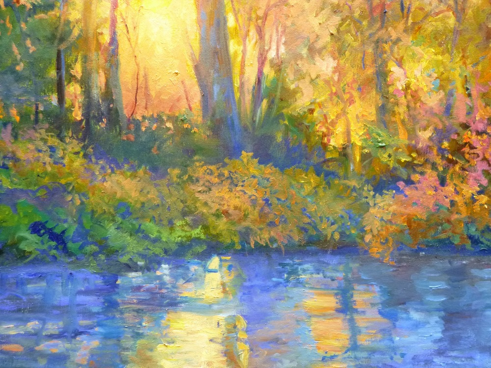 "Linda Lilling's ""Autumn Reflections"""