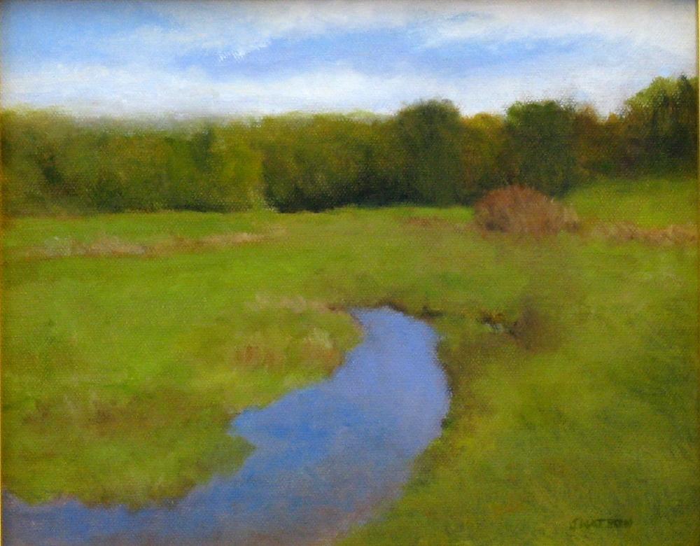 """Jean Watson's """"Riverside Farm"""""""